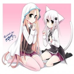 High-School DxD: Aashia & Koneko Himitsu no Keiyaku!?