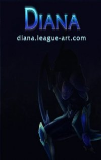 League of Legends: Diana